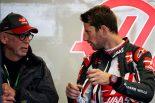 F1 | ハースF1代表、グロージャンの出場停止間際という状態に「ことが起きてから対応する」と冷静な発言