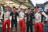 ラリー/WRC | 【動画】中嶋一貴、小林可夢偉がヤリスWRCをドライブ。「ラリーカーとレースカーでは正解が正反対」