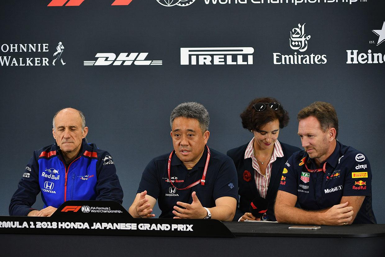2018年F1第17戦日本GP