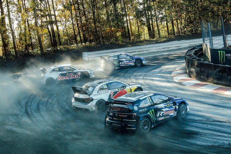 ラリー/WRC   世界ラリークロス:2019年カレンダー発表。新開催地アブダビ含む全11戦
