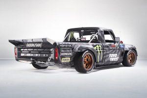 ラリー/WRC | 製作期間約2年。ケン・ブロックのジムカーナ動画最新作に登場する新車『フーニトラック』公開