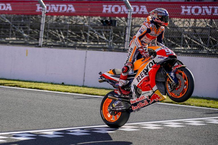 MotoGP | MotoGPで5度の王者に輝いたマルケスに聞く強さの秘密・後編「乗り方は同じにはならない」