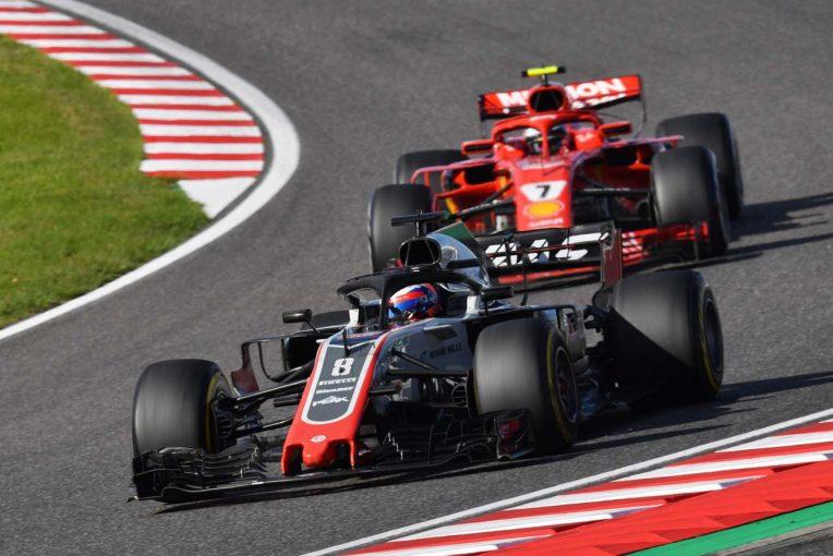 F1 | F1技術解説:「理想的ではない」ハースの空力開発事情とフェラーリとの関係
