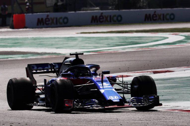 F1   【タイム結果】F1第19戦メキシコGP フリー走行2回目