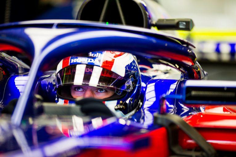 F1 | ガスリー、パワーユニット交換で15グリッド降格「戦略的判断。前向きに戦っていく」:トロロッソ・ホンダ F1メキシコGP金曜