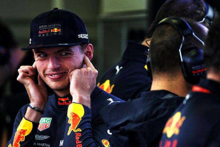 F1 | フェルスタッペン「ホンダはルノーと違って意欲的」と新パワーユニット・パートナーを称賛