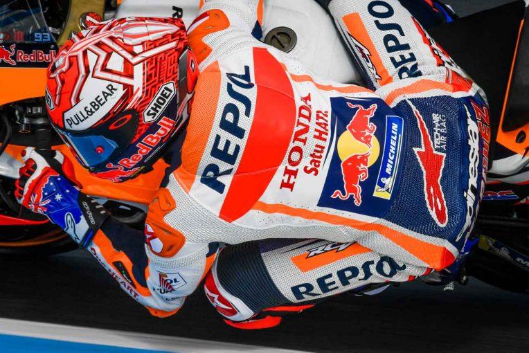 MotoGP | MotoGPオーストラリアGP予選:Q2直前で降雨。マルケスが難しいコンディションでポール獲得