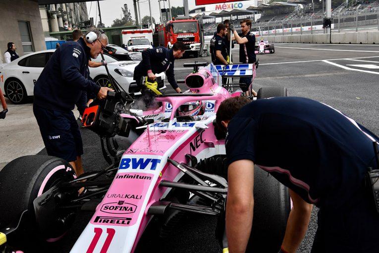 F1   【動画】F1第19戦メキシコGP予選ハイライト
