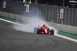 2018年F1第19戦メキシコGP セバスチャン・ベッテル
