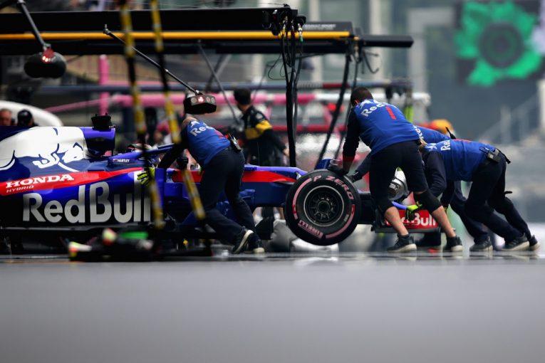 F1   ホンダ田辺TD「競争力があると感じていたため14番手は残念。日曜には着実にいいレースをしたい」:F1メキシコGP土曜