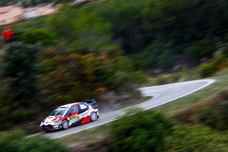 ラリー/WRC | 【順位結果】2018WRC第12戦スペイン SS14後暫定結果