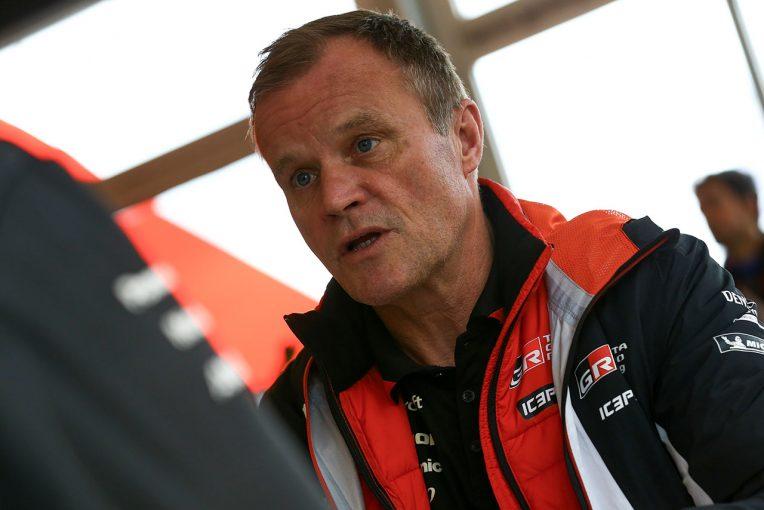 ラリー/WRC   WRCスペイン:トヨタのラトバラが今季初優勝へ邁進。マキネン代表も「リードを守ってくれると信じている」と期待