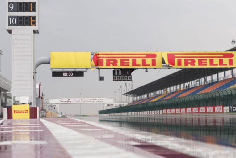 MotoGP | SBKカタールの決勝レース2中止で最終戦に幕引き。雨と砂嵐による状況悪化が理由