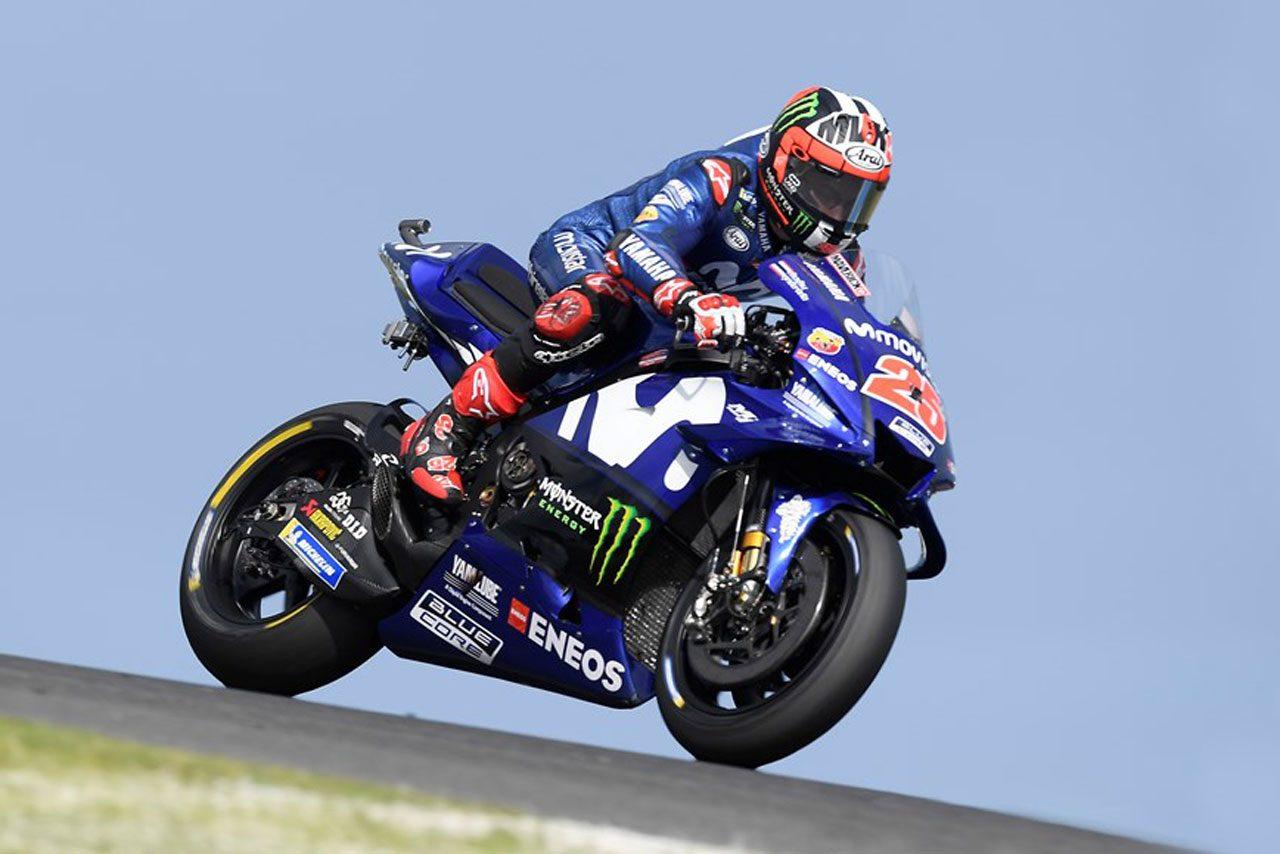 MotoGPオーストラリアGP決勝:ヤマハが26レースぶりの優勝