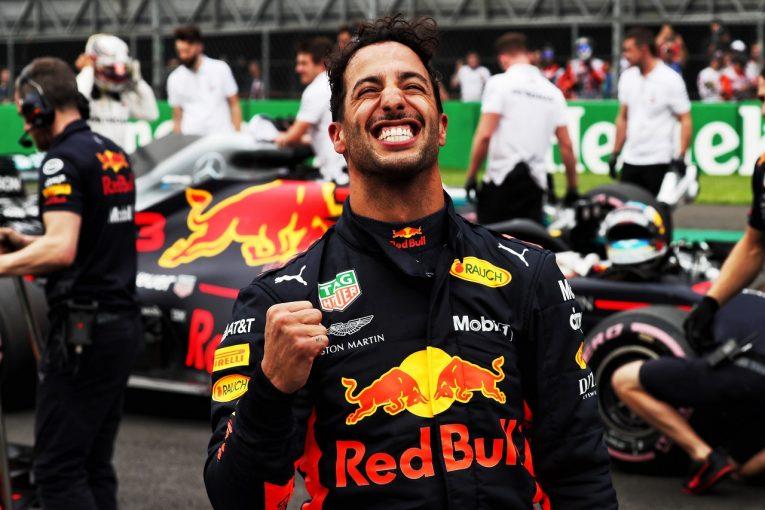 F1 | リカルド、キャリア3回目のポール「皆にとって予想外の結果だろうが、僕は自分を信じていた」:F1メキシコGP土曜