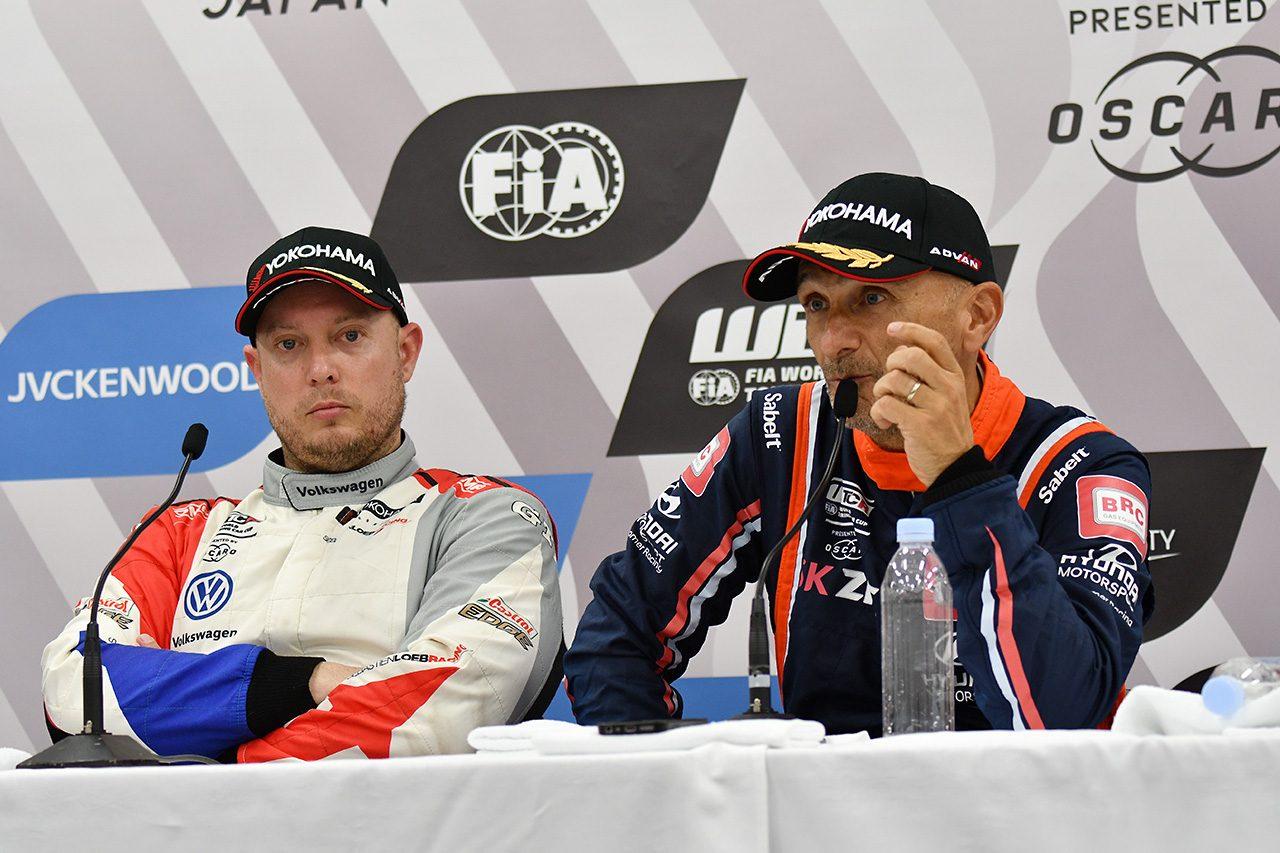 WTCR鈴鹿:タルキーニ「最終的に優勝できて嬉しい」ペナルティのチェコンには同情