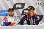 海外レース他 | WTCR鈴鹿:タルキーニ「最終的に優勝できて嬉しい」ペナルティのチェコンには同情