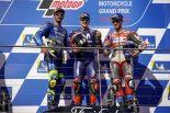 MotoGP | MotoGP:ビニャーレス「信じられない勝利だよ」/オーストラリアGP決勝トップ3コメント