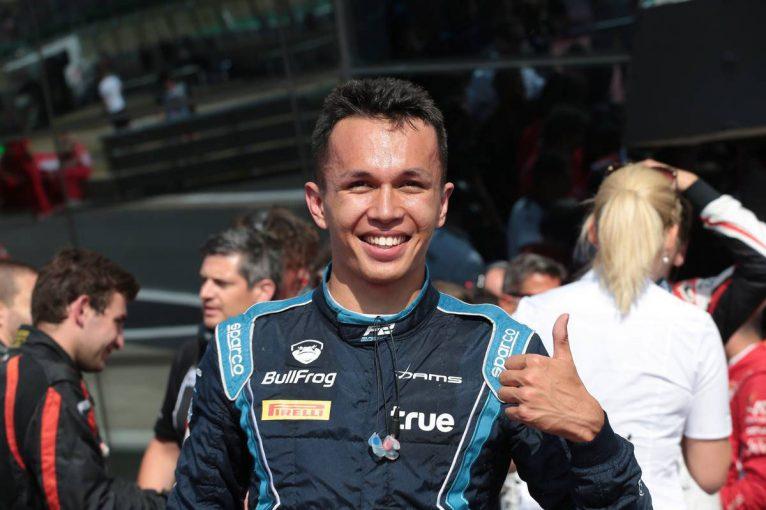 F1 | F1 Topic:2019年のトロロッソ・ホンダはアルボンでほぼ決定。ブラジルGP前後に発表か