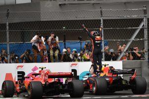 2018年F1第19戦メキシコGP マックス・フェルスタッペンが優勝