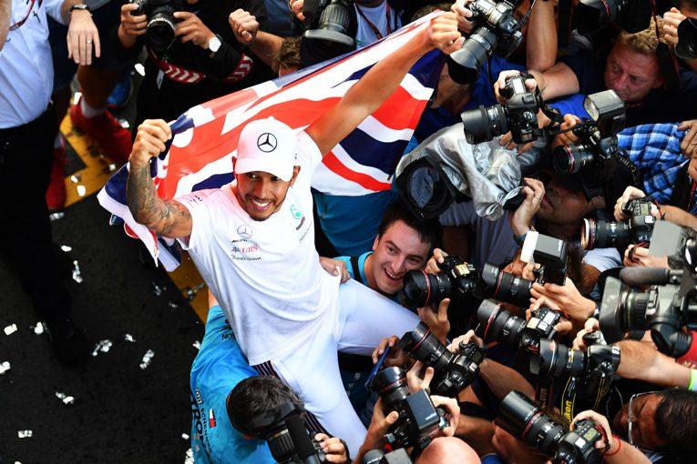 F1 | タイトル争いが決着、2018年はレース巧者ぶりを見せつけたハミルトン【今宮純のF1メキシコGP分析】