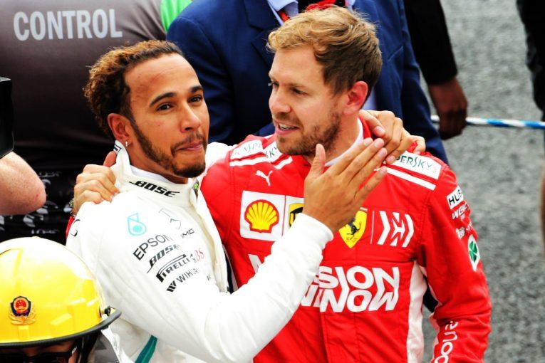 F1 | 新5冠王となったハミルトンの心理戦と、ベッテルの後悔。タイトル争いの流れを決めた6つのレース【今宮純のF1総括】