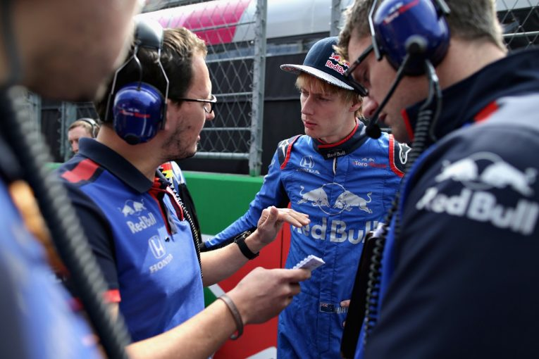 F1 | ハートレー、接触によるペナルティで降格「余裕で入賞できる速さがあったのにうまくいかず悔しい」:トロロッソ・ホンダ F1メキシコGP日曜