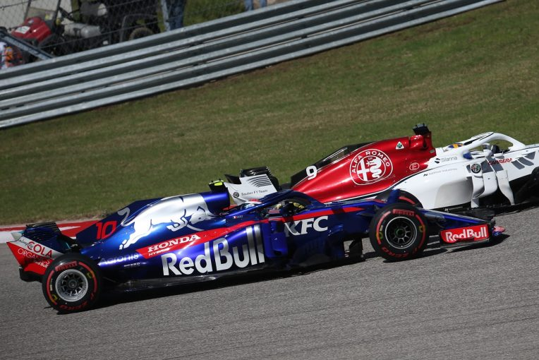 F1 | トロロッソ、ランキング9位に後退「マシンは好調。残り2戦でザウバーを抜き返す」と代表:F1メキシコGP日曜
