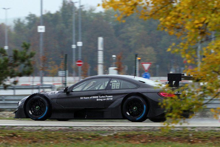 海外レース他 | BMW、『クラス1』規定対応の2リッター4気筒ターボ搭載M4 DTMをシェイクダウン