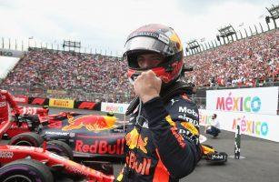 F1 | 2018年F1第19戦メキシコGP マックス・フェルスタッペン(レッドブル)