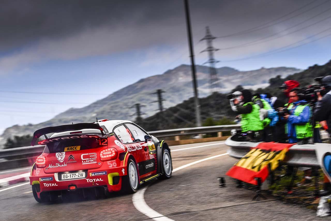 ローブ「僕にとって最高の勝利だと言いたい」/WRC第12戦スペイン デイ4後コメント