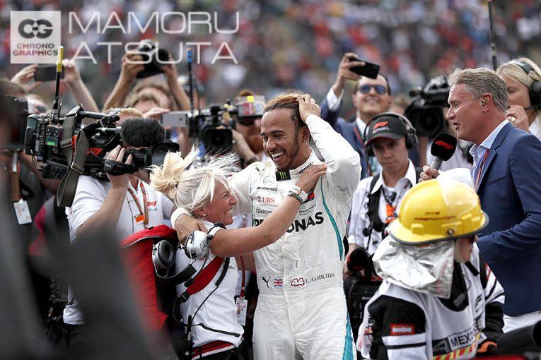 "Blog | 【ブログ】Shots!ハミルトン、チャンピオンシップを共に戦った""相棒""と歓喜爆発/F1第19戦メキシコGP 2回目"