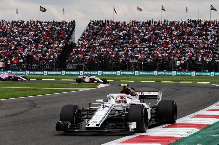 F1 | ルクレール「F1キャリアで2番目に良い結果。ブラジルGPにも期待」:ザウバーF1メキシコGP日曜