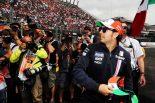 F1 | ペレス「順調だったのに母国GPのリタイアはすごく残念」:フォース・インディアF1メキシコGP日曜