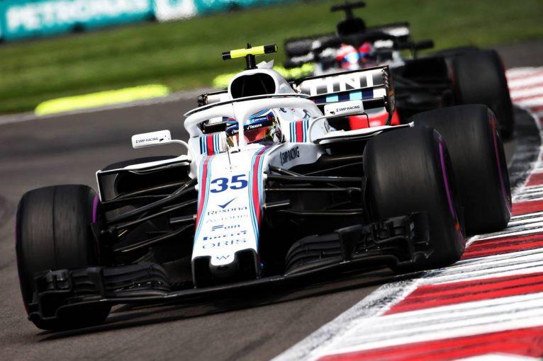 F1 | シロトキン「良いペースだったが、VSCでリズムが狂ってしまった」:ウイリアムズF1メキシコGP日曜