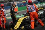 F1 | サインツ「前触れもなく突如マシンがシャットダウンした」:ルノーF1メキシコGP日曜
