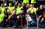F1 | レッドブルF1代表、メキシコGPで高い競争力を発揮したルノーPUを称賛