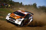 ラリー/WRC | トヨタ若手育成の勝田貴元、WRCスペインはクラス12位。「まだまだ伸ばすべき点はたくさんある」
