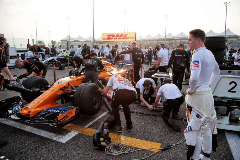 F1   マクラーレンCEO、バンドーンを「素晴らしい才能の持ち主」と評価し将来的なF1復帰を期待