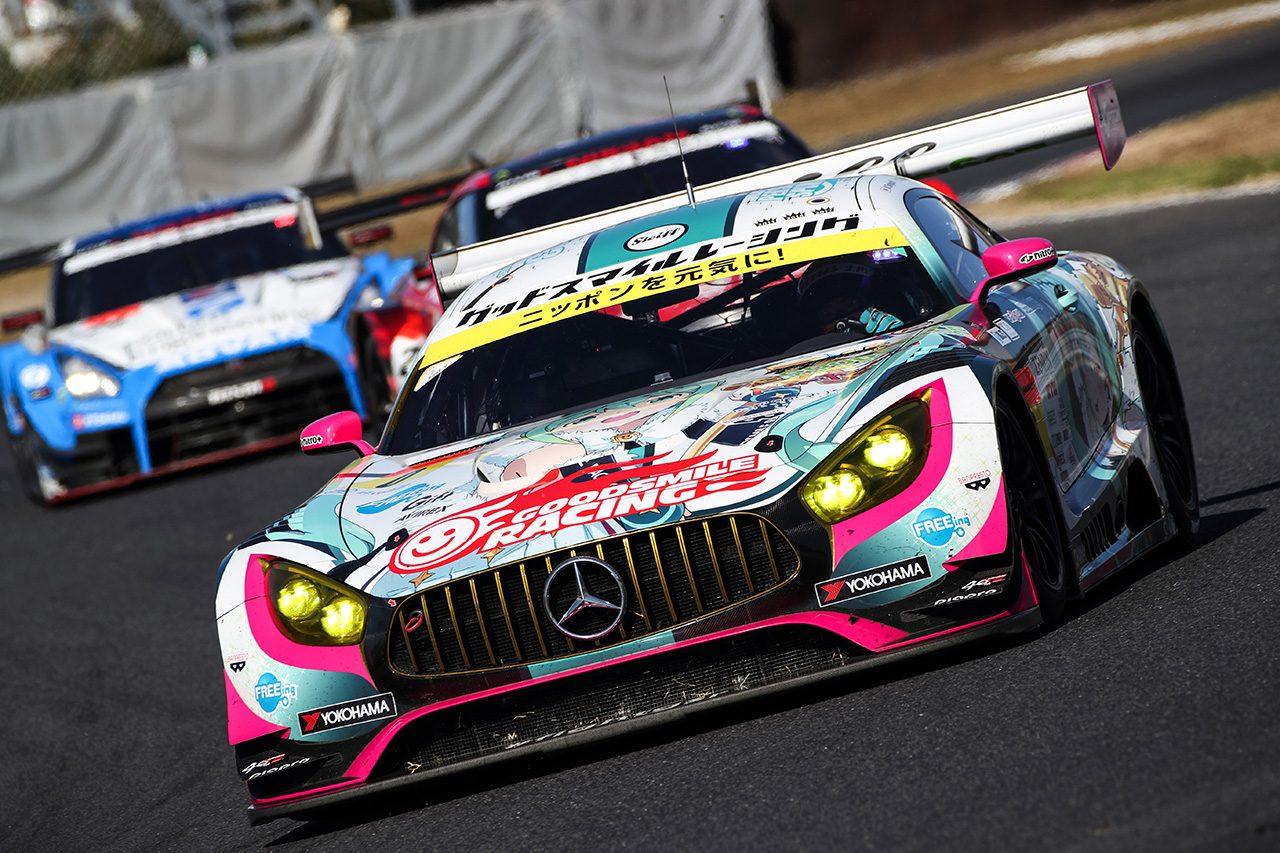 GOODSMILE RACING & TeamUKYO 2018 スーパーGT第7戦オートポリス レースレポート