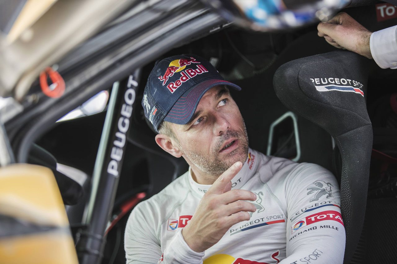 セバスチャン・ローブ、プライベーターチームから2019年ダカールラリー参戦へ