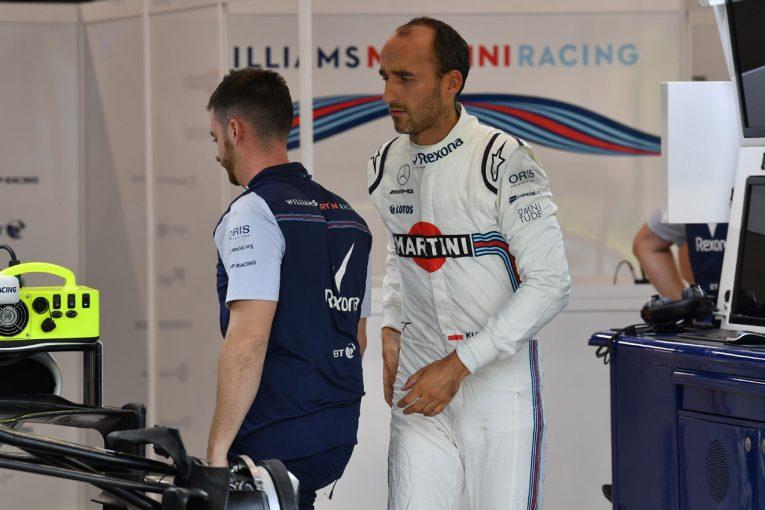F1 | クビカ、ウイリアムズF1と交渉決裂の場合、フェラーリと契約か。開発ドライバー就任の可能性