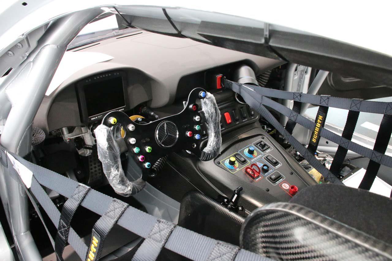 バースレーシングプロジェクトがメルセデスAMG GT4を国内初導入。スーパー耐久などに投入へ