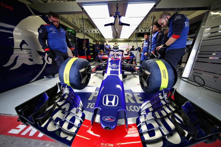F1 | トロロッソ・ホンダF1のガスリー「もうパワーユニット交換はない」。残り2戦は降格ペナルティなく実力発揮へ