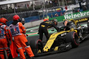 2018年F1第19戦メキシコGP カルロス・サインツJr.