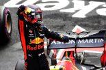 2018年F1第19戦メキシコGPで優勝を飾ったマックス・フェルスタッペン