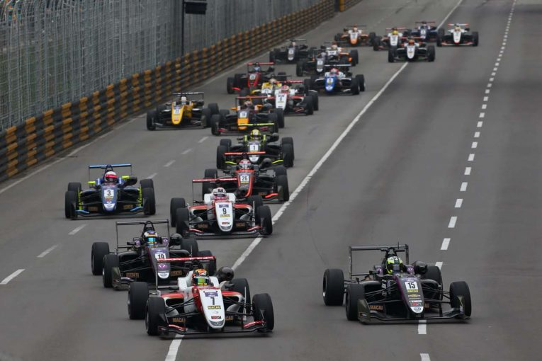 海外レース他 | 横浜ゴム、第65回マカオグランプリでFIA F3ワールドカップとWTCRにワンメイクタイヤを供給へ