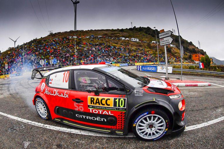 ラリー/WRC | 【動画】2018WRC世界ラリー選手権第12戦スペイン ダイジェスト