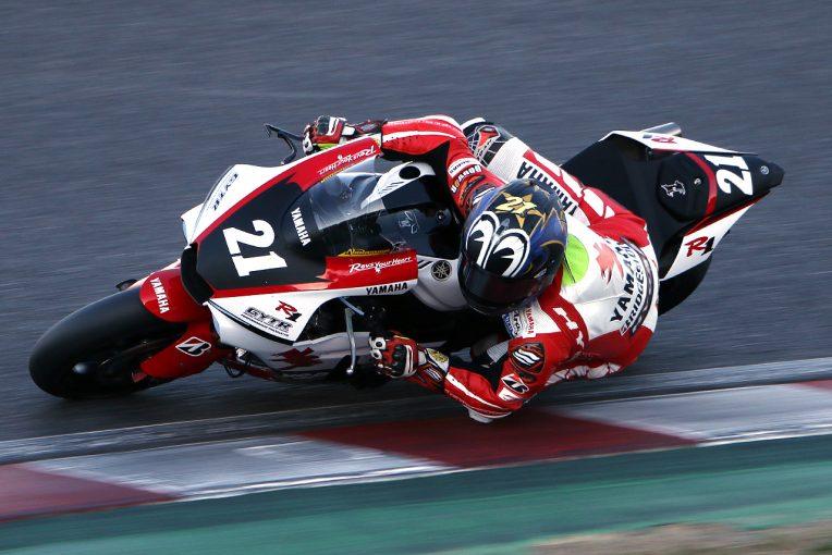 MotoGP | タイトル奪還に王手のヤマハ中須賀がトップ/【タイム結果】全日本ロード最終戦鈴鹿 JSB1000 ART合同走行