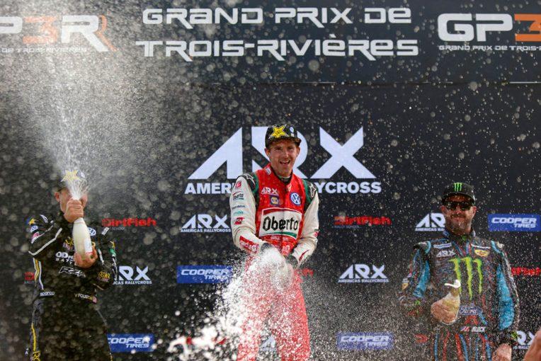 ラリー/WRC | アメリカ主体のラリークロス初代王者スピード、2019年はスバルへ移籍。「上り調子にあるチーム」
